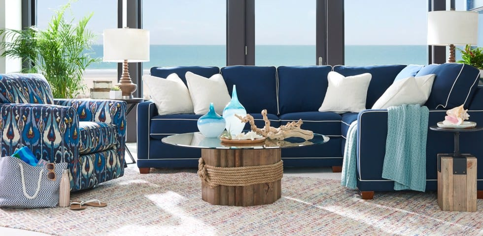 coastal inspired furniture from Ambrose Furniture